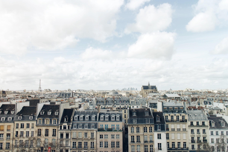 toits de paris - pollution - déménager