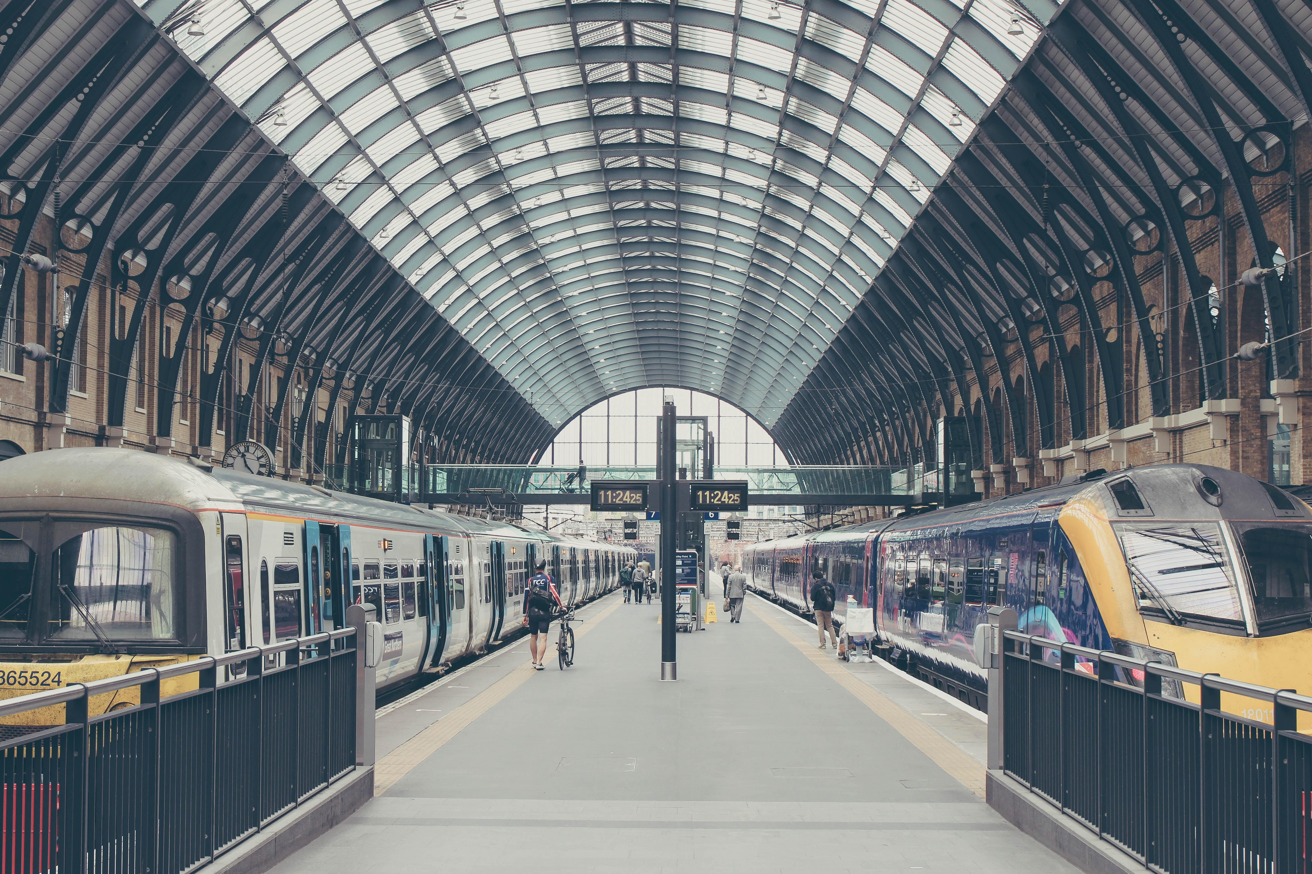 locataire weekaway train